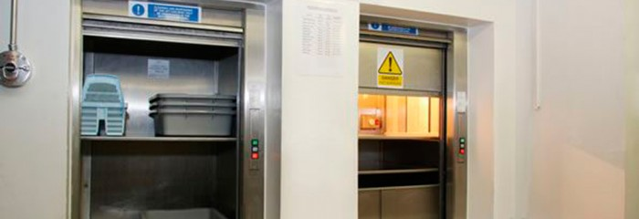What is a Dumbwaiter?