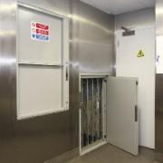Stannah Microlift 100 Hinged Doors